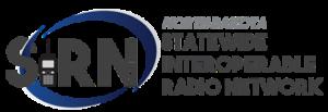 The image shows the North Dakota Statewide Interoperable Radio Network logo.